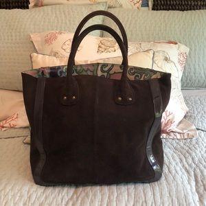 GAP Suede Tote Bag